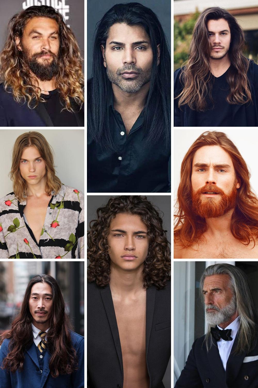 Como Dejarse El Pelo Largo 15 Consejos Para Hombre Dejarse El Pelo Largo Pelo Largo Hombre Peinados Hombres Pelo Largo