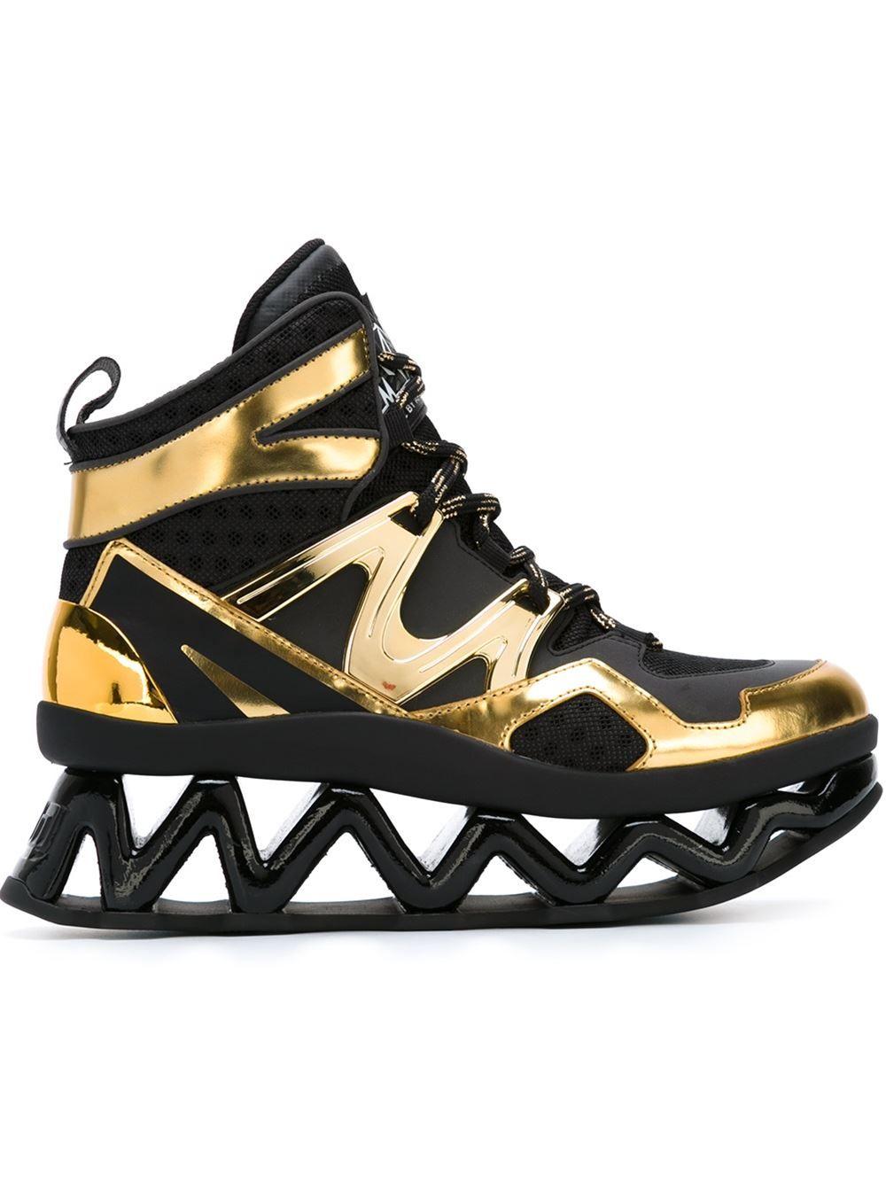 Marc By Marc Jacobs  ninja  Sneakers - Biondini Paris - Farfetch.com ... d9a8722686b7