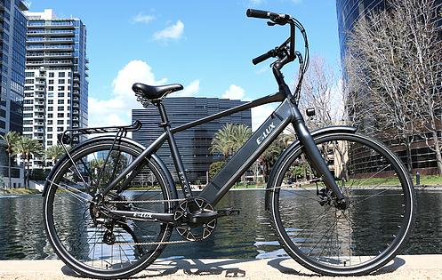 Elux Electric | Monaco Classic | Electric City Bike | 2018