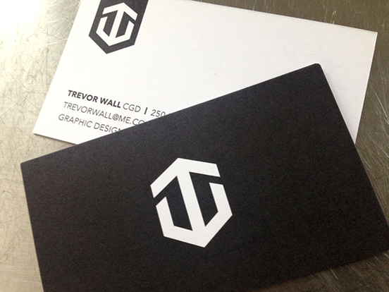 Trevor wall business cards business cards the design inspiration trevor wall business cards business cards the design inspiration reheart Gallery