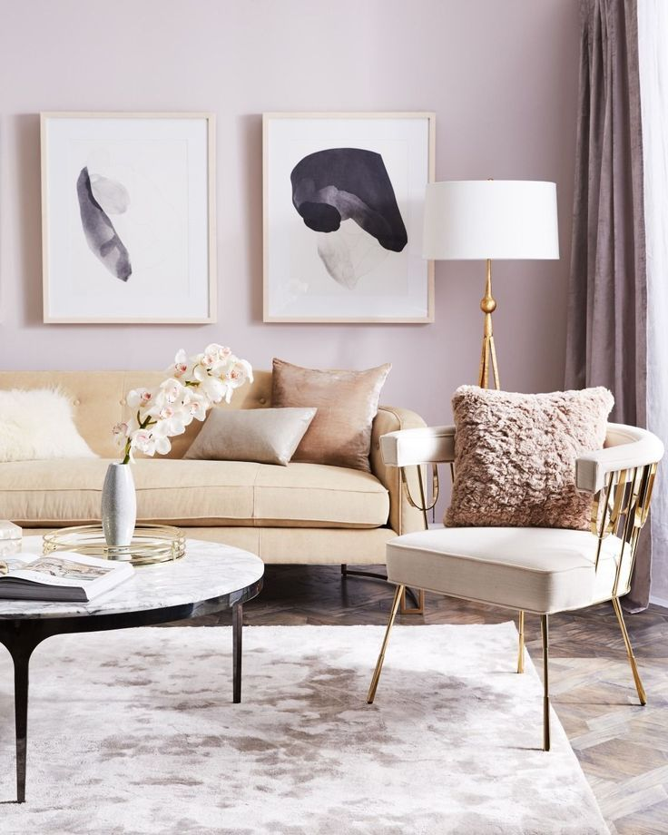 elegant chairs for living room. Love this airy and elegant living room design  INTERIORS