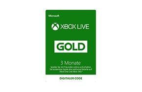 Nutzen Sie Alle Vorteile Der Gold Karte Microsoft Xbox
