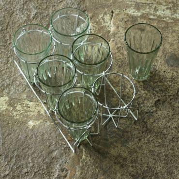 chai glasses