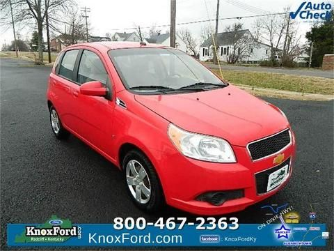I Like This 2009 Chevrolet Aveo Ls What Do You Think Https