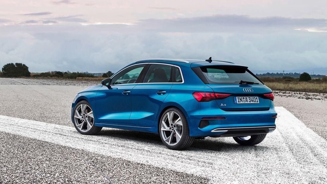 Audi A3 Sportback 2020 Weltpremiere In 2020 Audi A3 Sportback Audi A3 Sedan Audi A3