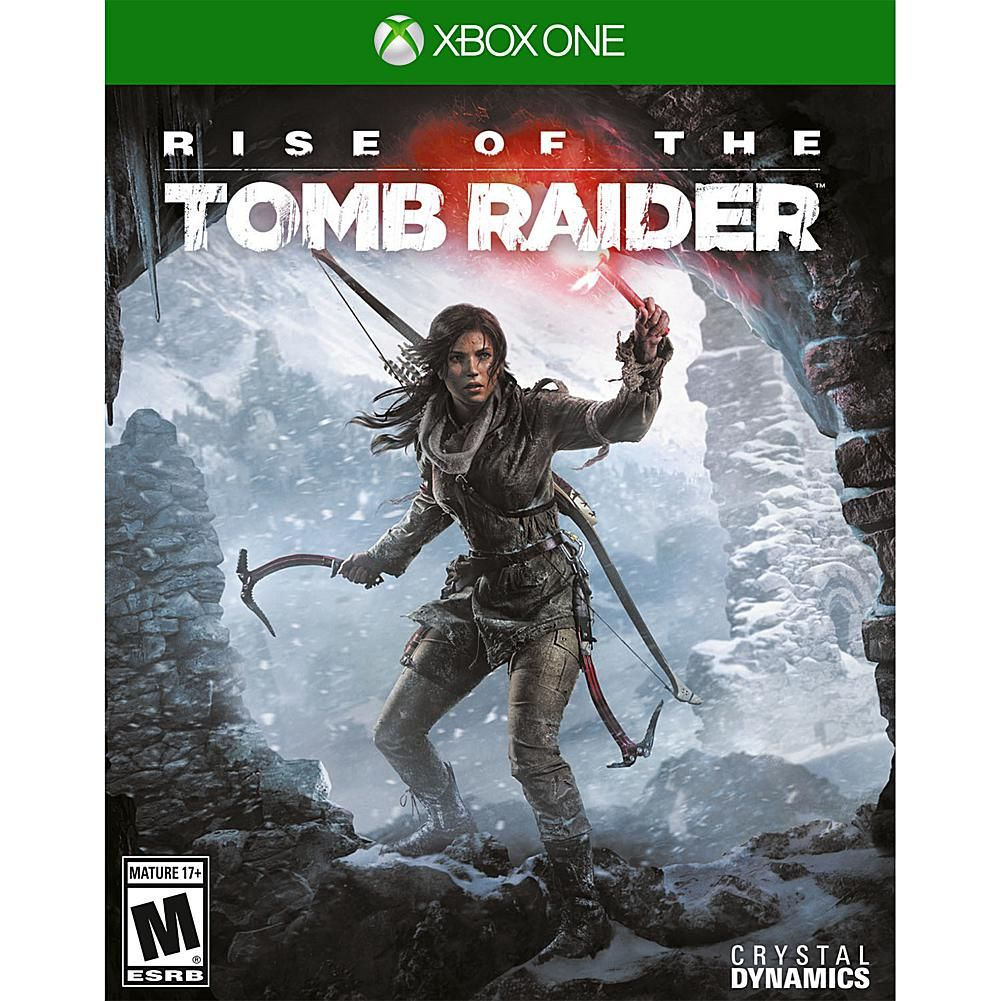 """""""Rise of the Tomb Raider"""" Game Xbox One in 2019 Tomb"""