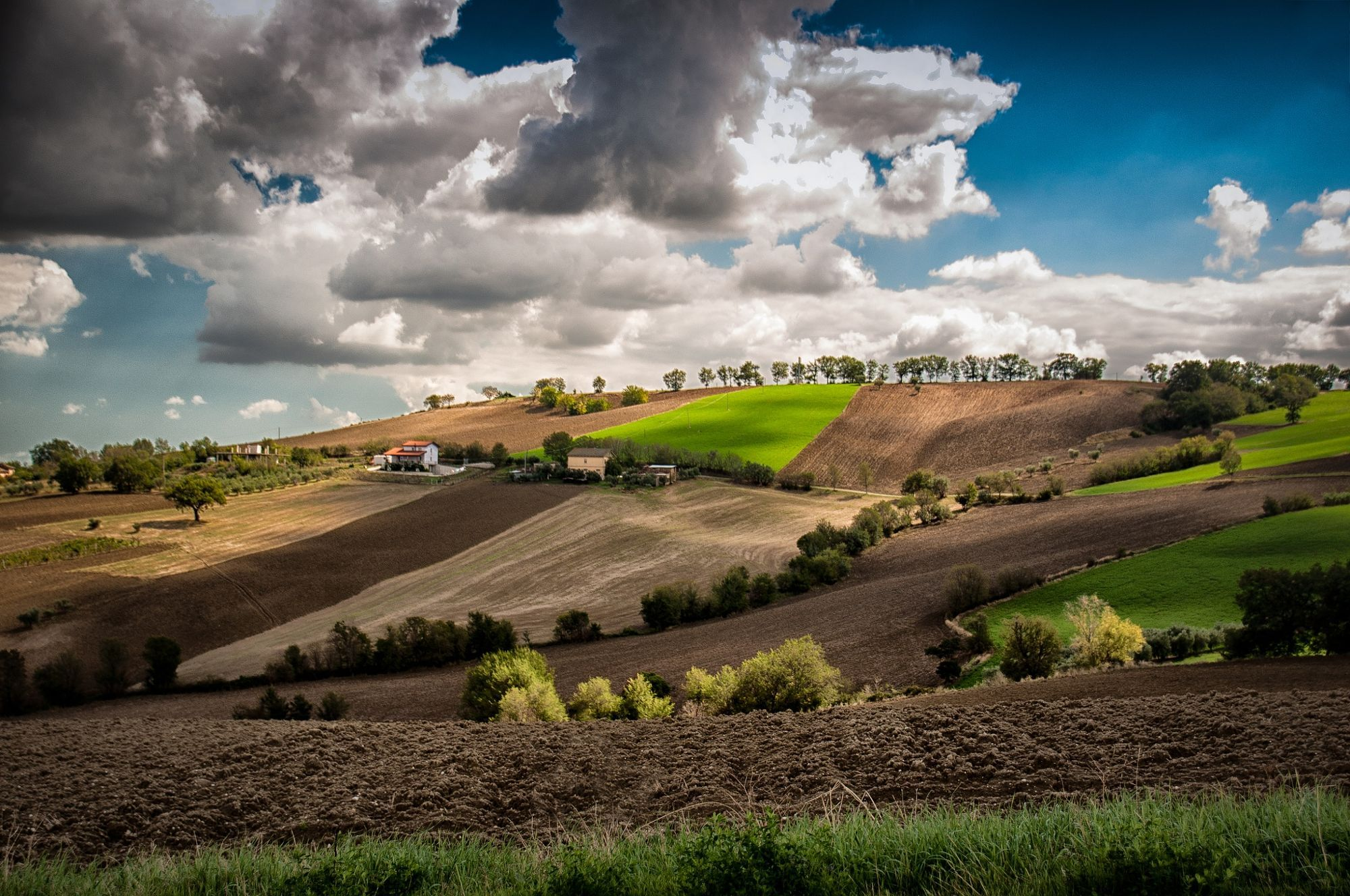 Games of clouds by Paolo Dari on 500px