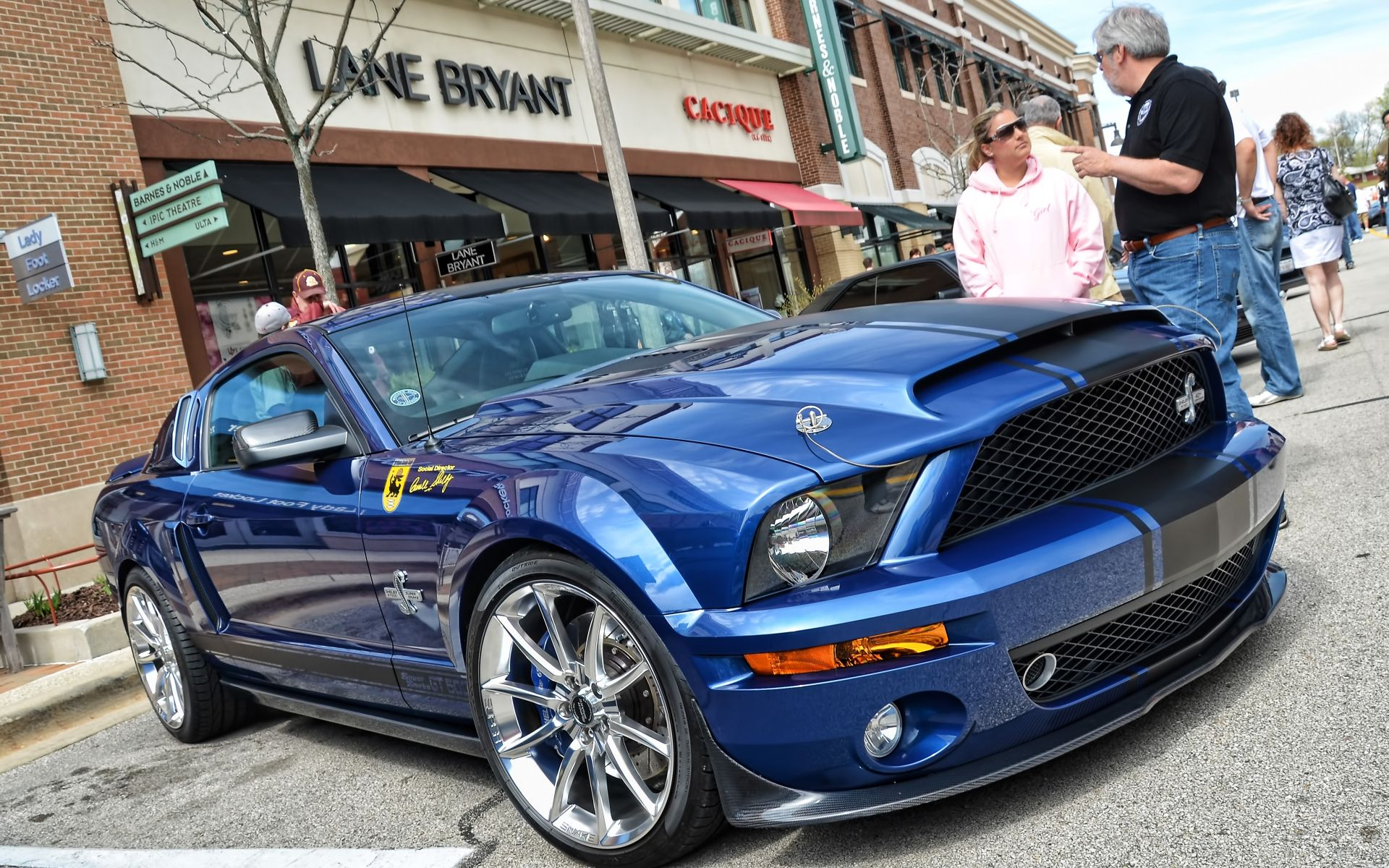 Ford mustang shelby gt500 blue holy drift hd car wallpapers and videos