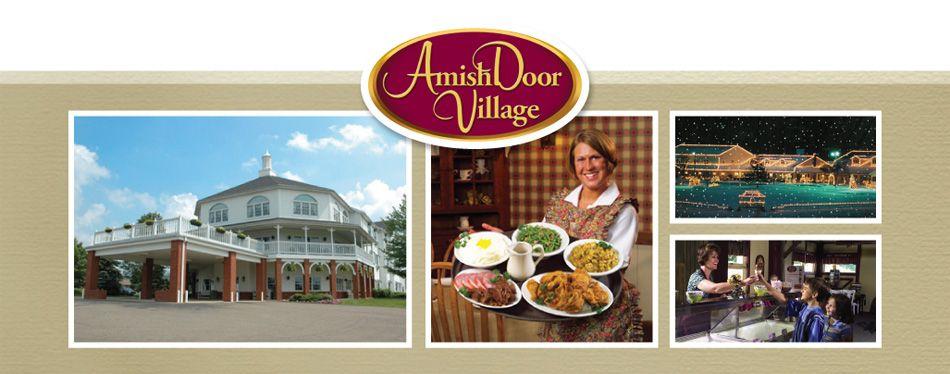 Amish Door Village Www.bestofamishcountry.com