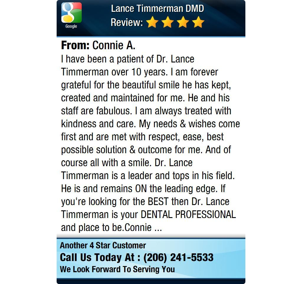 I Have Been A Patient Of Dr Lance Timmerman Over 10 Years I Am Forever Grateful For The Yelp Reviews Google Reviews Trip Advisor
