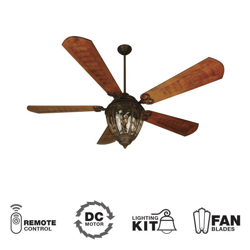 Craftmade Olivier Ceiling Fan With