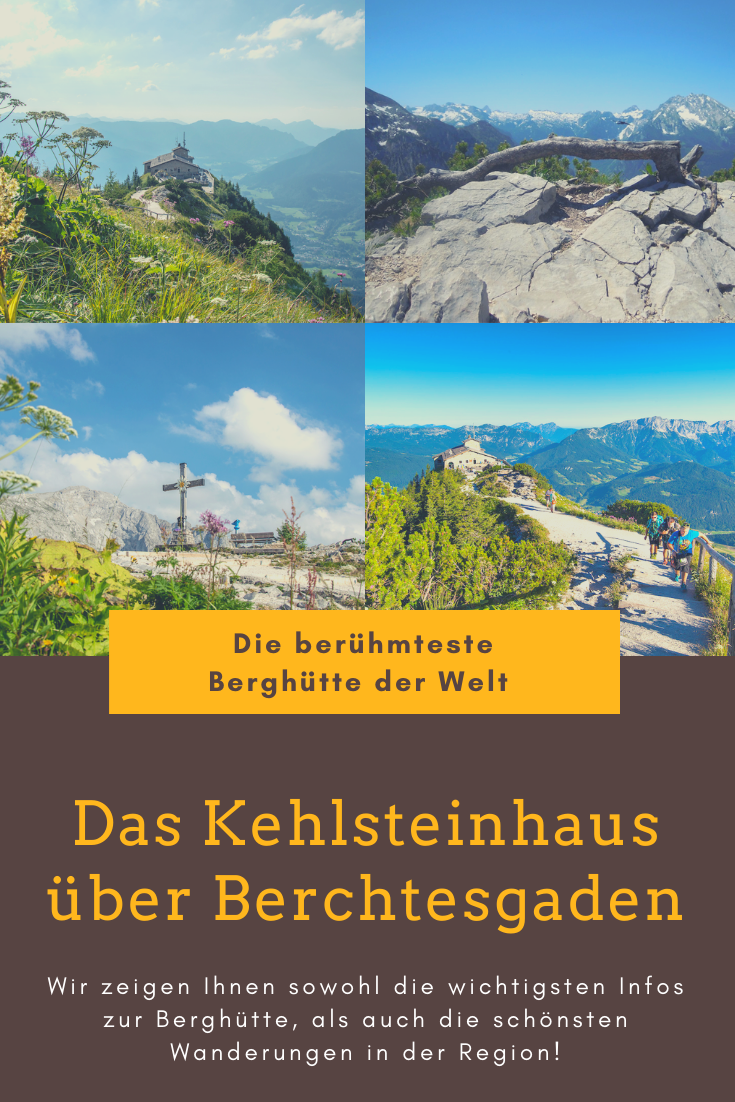 Das Kehlsteinhaus Uber Berchtesgaden In 2020 Kehlsteinhaus Steine Haus