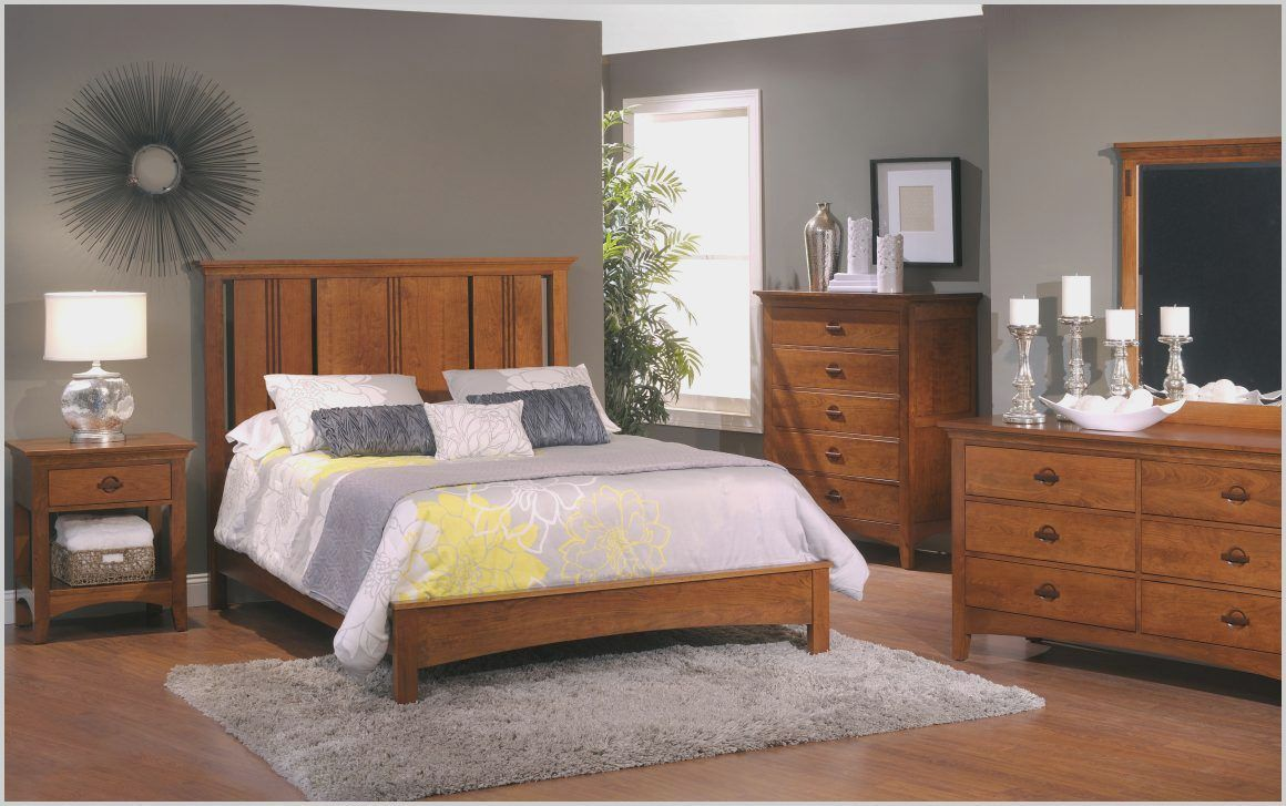 Charcoal Grey Bedroom With Brown Oak Furniture Bedroom Brown Charcoal Furnitu Bed In 2020 Wood Bedroom Sets Oak Bedroom Furniture Mission Style Bedroom Furniture