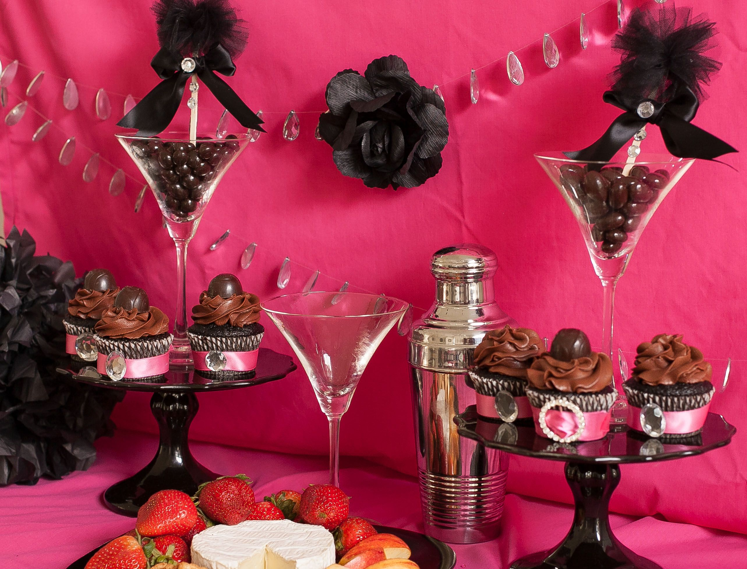 glamorous girls night out party ideas | girls night out | pinterest
