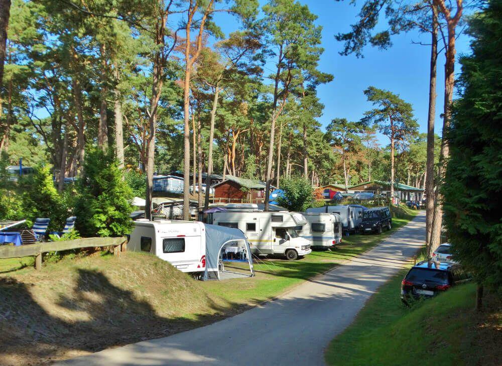 Campingplatz Ostseeblick (1) Campingurlaub, Camping
