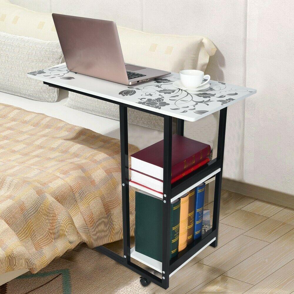Simple Folding Lazy Bedside Laptop Desk Coffee Table Home