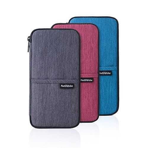 Family Passport Holder,Travel Wallet for Women /& Men with 2 RFID Sleeves Bonus