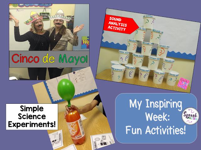 Speech Paths: My Inspiring Week!