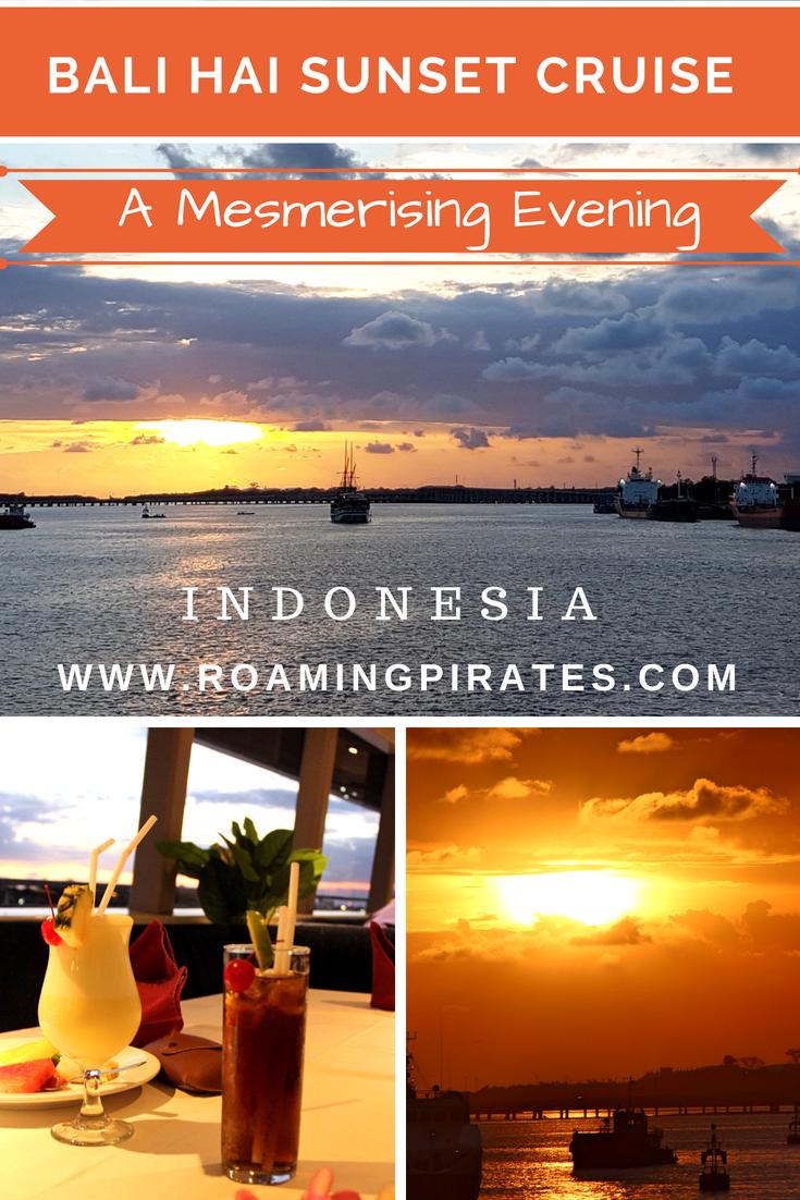 Bali Hai Sunset Cruise A Mesmerising Evening Sunset Cruise Honeymoon Cruise Cruise