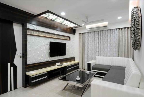 Most Of The People Hire Some Interior Designing Firm To Do The Work For  Them.
