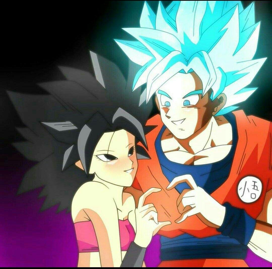 Caulifla Y Goku Dragon Ball Super Manga Anime Dragon Ball Dragon Ball Super Art