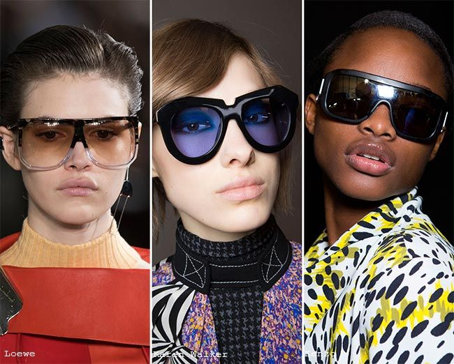eyewear trends 2016  Fall/ Winter 2015-2016 Eyewear Trends