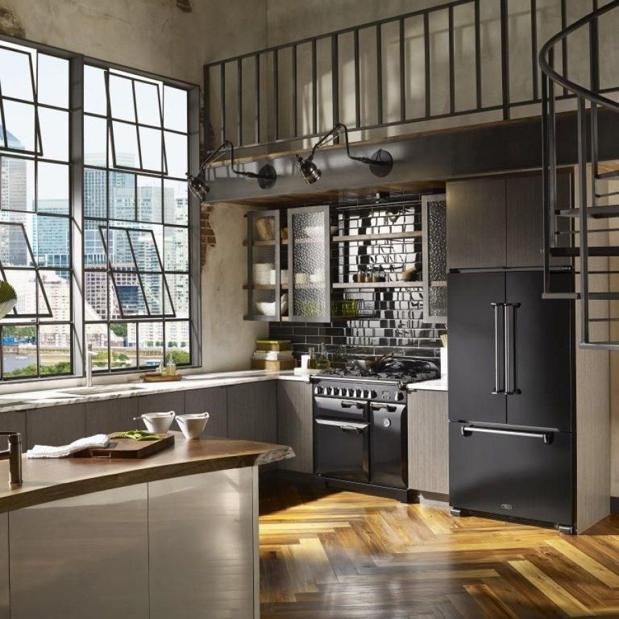 10 Easy Industrial Kitchen Decor Designs For Your Urban Lifestyle ...