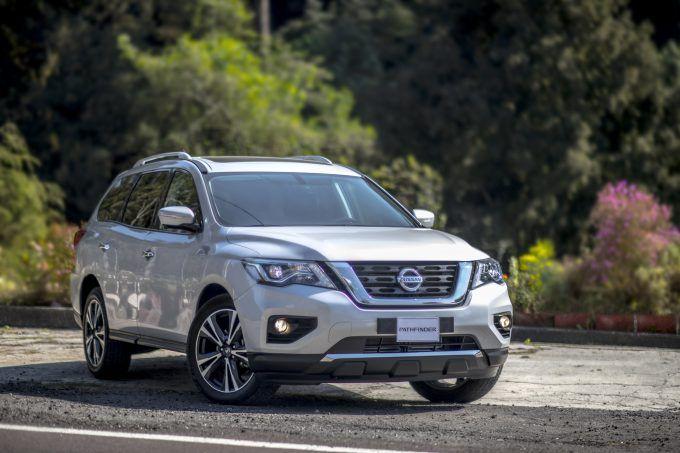 Nissan Pathfinder 2017 se lanzó en Colombia