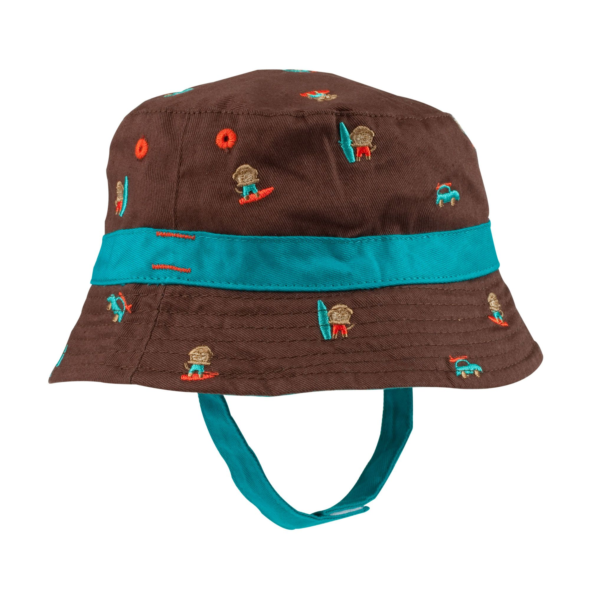a7988afb006 Carters Monkey Surfer Twill Bucket Hat  18