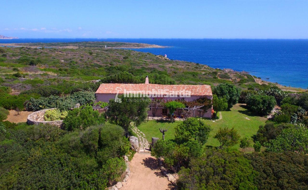 Villa in affitto in Costa Smeralda, Sardegna: Stazzu Capo Ferro