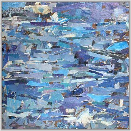 Dessine moi de l eau theme mer eau vie marine pinterest dessine moi dessiner et eaux for Peinture sur plastique