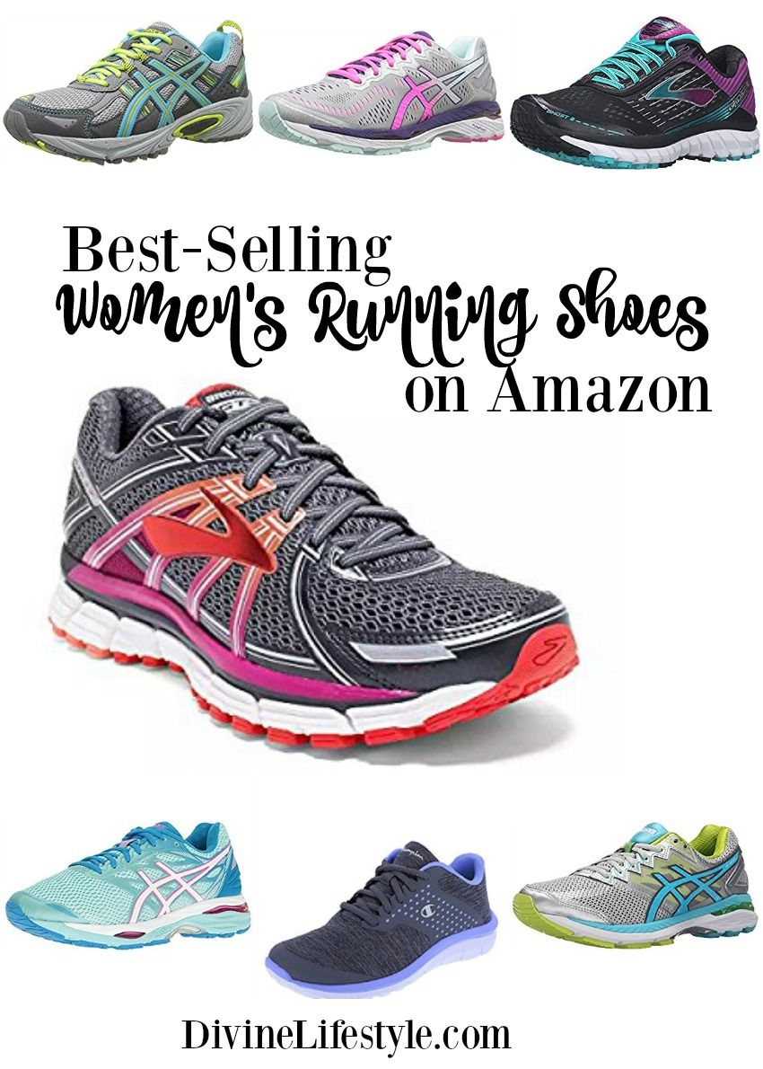 10 Best Selling Women S Running Shoes On Amazon Divinelifestyle Com Affiliate Runningshoes Athleticshoes Tenni With Images Womens Running Shoes Running Shoes Shoes