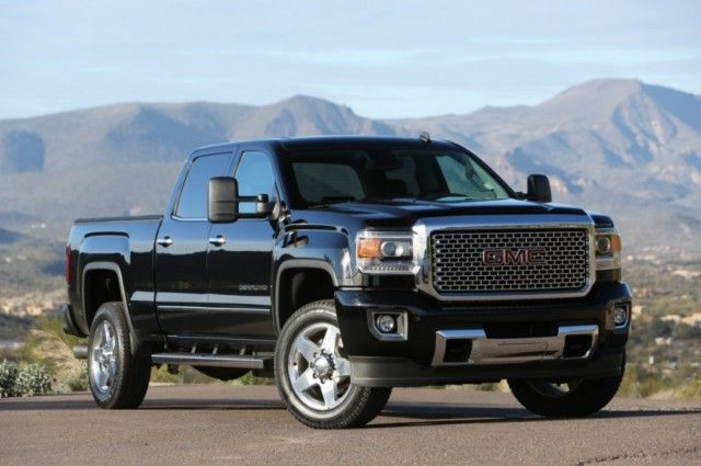 10 Of The Most Expensive Pickup Trucks In The World Gmc Vehicles Gmc Sierra Gmc Denali