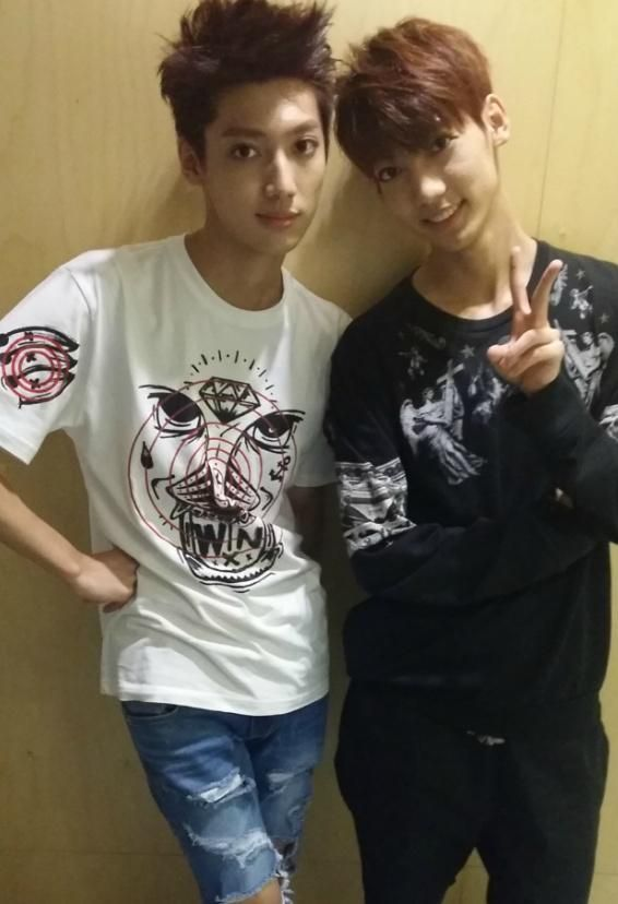 Kwangmin and Youngmin (Obsession era)