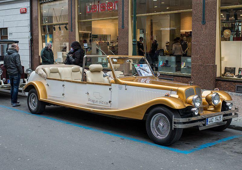 Alfa Romeo Spider Limousine replica | by The Adventurous Eye