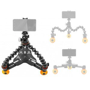 miniSkates Camera Dolly, $191, now featured on Fab.