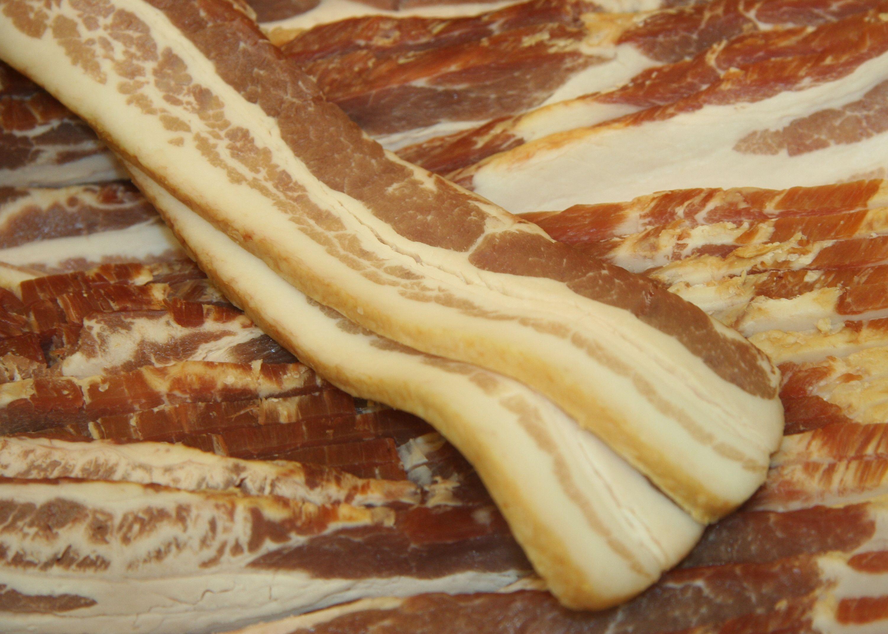 Indiana RindOn Bacon Case (10lb) Catfish bait, Bacon