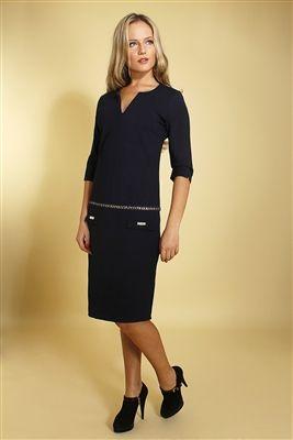 Plus Size Dress / Curvy Fashion Signature heavyweight super-soft stretch jersey fabric