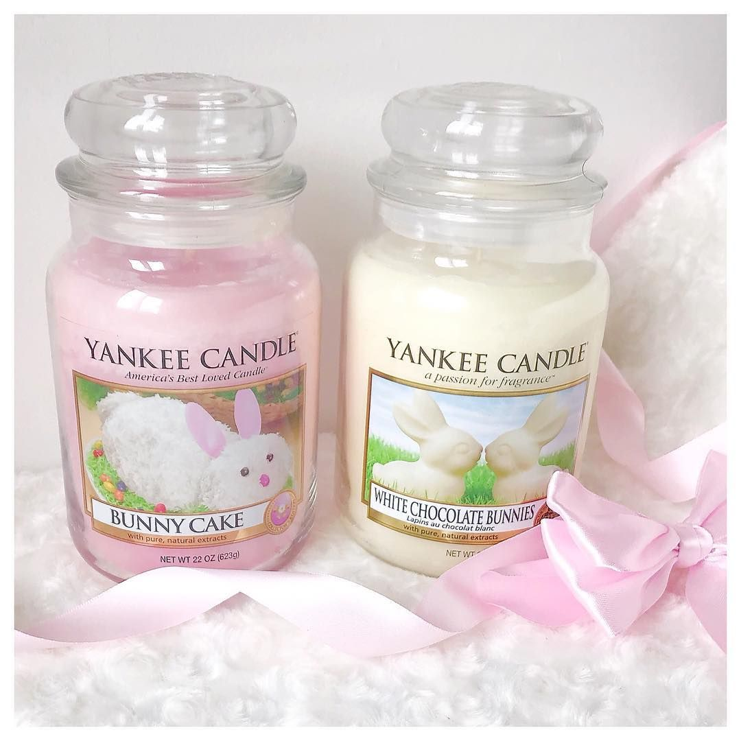 Couldn T Resist Two Lovely New Spring Candles From Yankeecandle