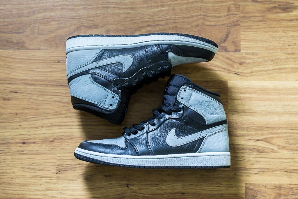 2009 Air Jordan 1 Shadow On Feet Sneaker Review Air Jordans Air Jordan 1 Shadow Jordan 1 Shadow