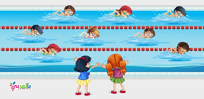 السباحة للأطفال وفوائدها لصحة طفلك الجسدية والنفسية وما هو العمر المناسب لتعلم السباحة العاب رياضية للاطفال Movie Posters Movies Poster