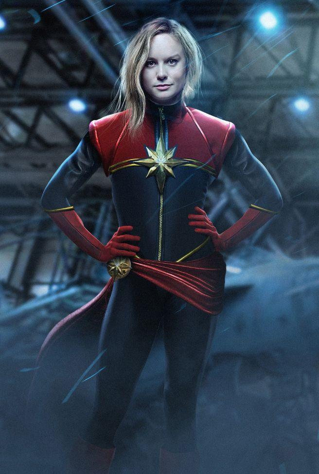 captain marvel qui est