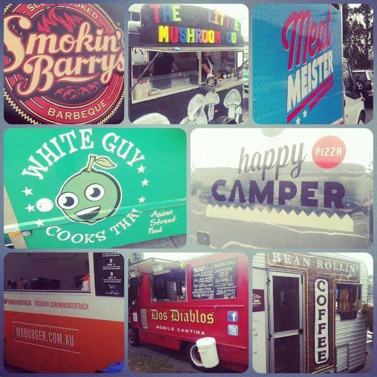 Food truck jam yarraville gardens melbourne food food