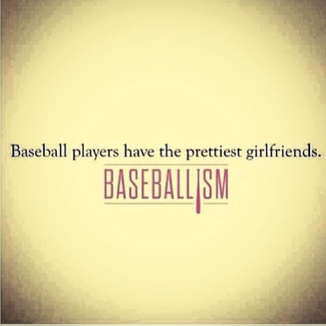 It\'s true.. Baseball players do have the prettiest ...