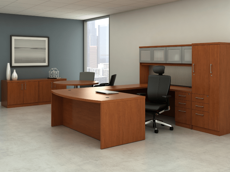 Cheap Office Desks Shaped Office Desk For Sale Black Desk Cheap
