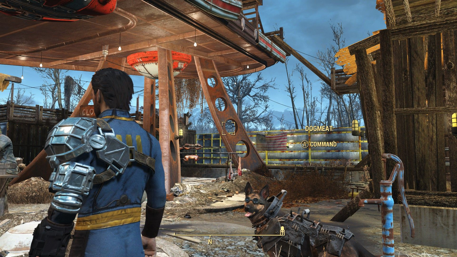 Kellogg's Metal Armor arm piece - Standalone at Fallout 4