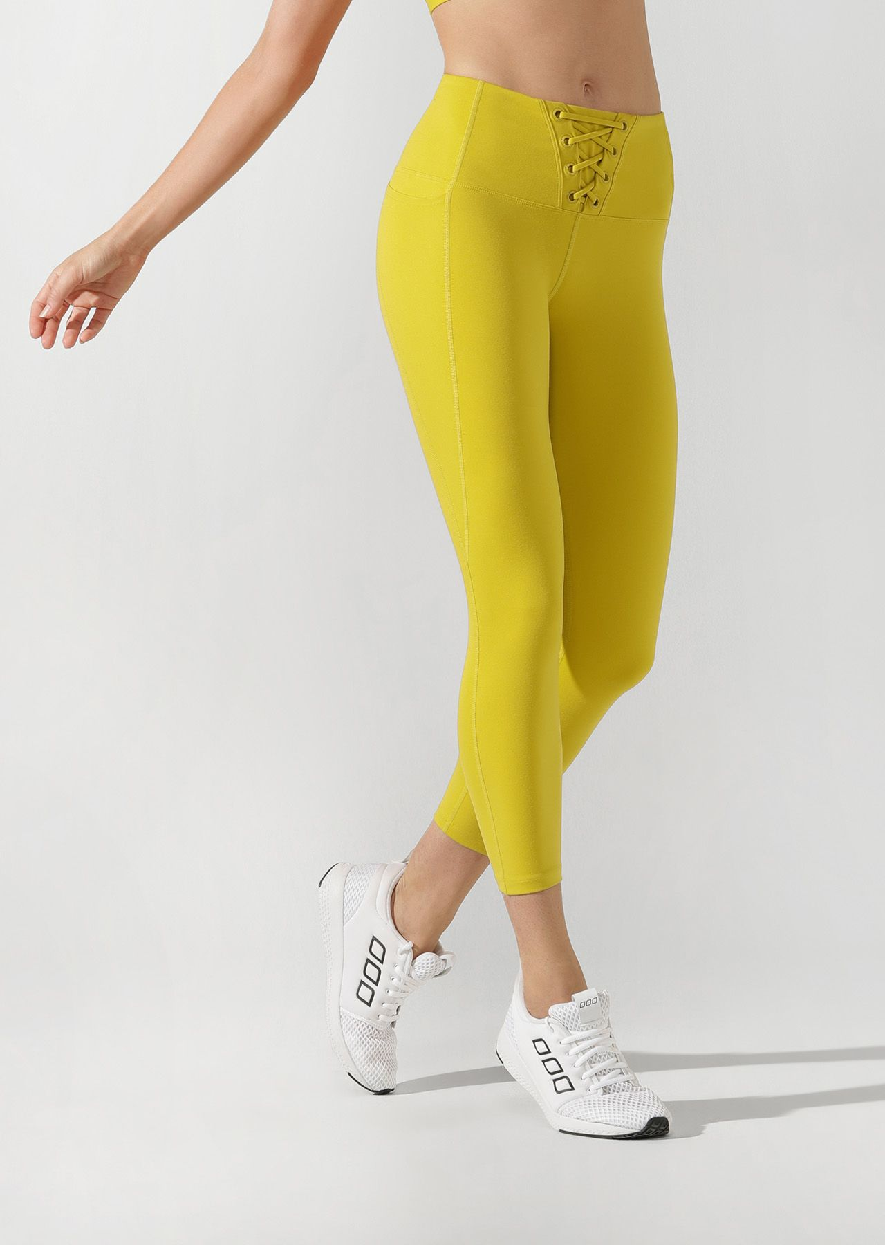 Lace Up Ankle Biter Tight Active wear for women, Tights
