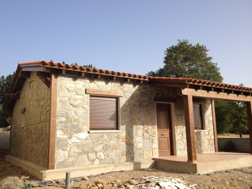 Casas Modulares Estilo Rustico En Salamanca Por Poco Dinero Modulares