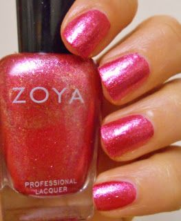 Cosmetish: Zoya Irresistible Collection #nails #polish #nailpolish #glitter #zoya #zoyanailpolish #glitternails #nailart @Zoya Nail Polish