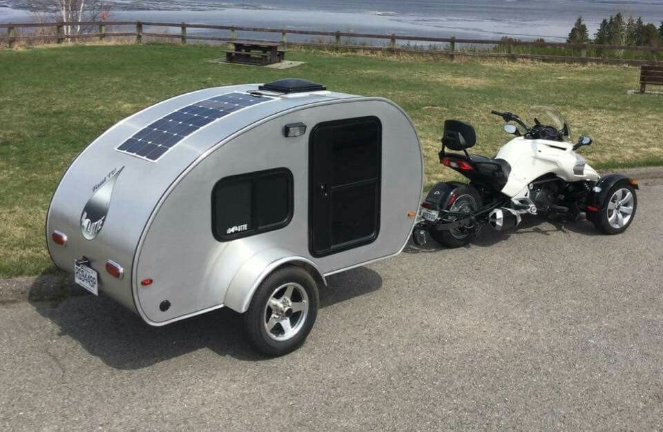 Igoutte made in Québec   Micro camper, Recreational ...